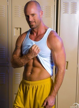 Hot Guy Mitch Vaughn,