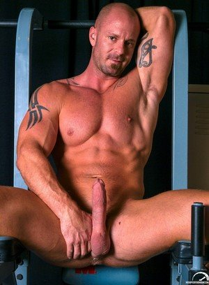 Hunky Gay Mitch Vaughn,