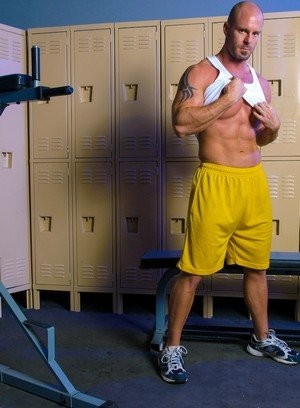 Sexy Dude Mitch Vaughn,
