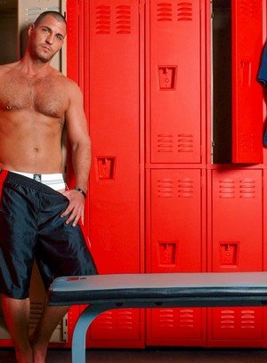 Hot Gay Parker Wright,