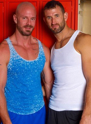 Hot Gay Mitch Vaughn,Cj Parker,