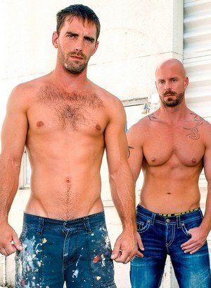 Hot Gay Mitch Vaughn,Joe Parker,