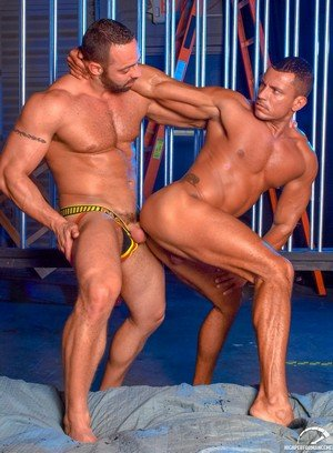 Hunky Gay Angelo Marconi,Fabio Stallone,
