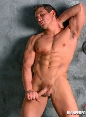 Hunky Gay Dylan Roberts,