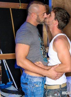 Hot Gay Cj Madison,Joe Parker,
