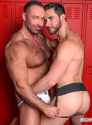 Hot Gay Dean Monroe,Brad Kalvo,
