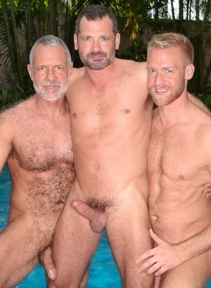 Hot Gay Christopher Daniels,Will Swagger,Allen Silver,