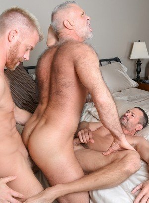 Naked Gay Allen Silver,Christopher Daniels,Will Swagger,