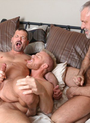 Hunky Gay Allen Silver,Christopher Daniels,Will Swagger,