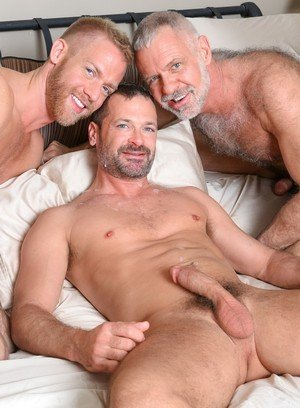 Horny Gay Christopher Daniels,Will Swagger,Allen Silver,