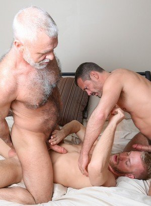 Handsome Guy Christopher Daniels,Will Swagger,Allen Silver,