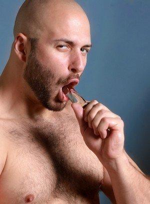 Naked Gay David Chase,