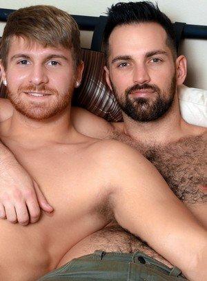 Hot Guy Logan Vaughn,Rich Kelly,