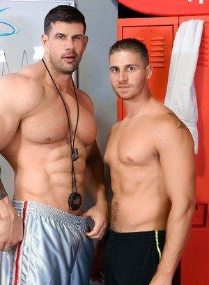 Hot Gay Logan Vaughn,Zeb Atlas,