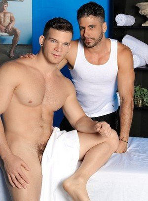 Hot Gay Ray Han,Angel Rock,