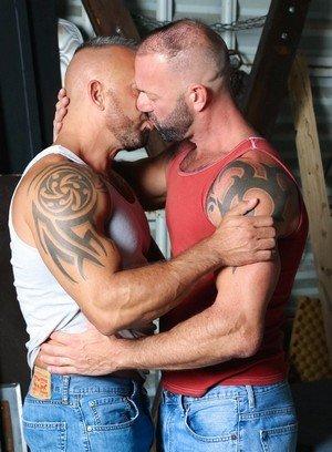 Hot Gay Jon Galt,Vic Rocco,
