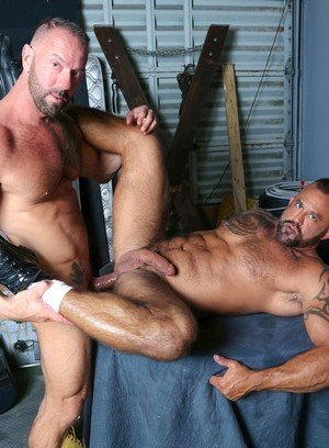 Hunky Gay Vic Rocco,Jon Galt,