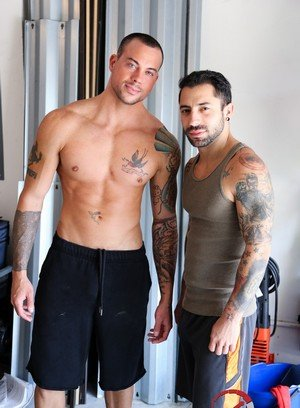 Hot Gay Nick Cross,Sean Duran,