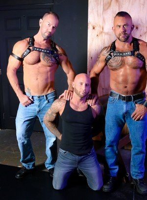 Hot Guy Drake Jaden,Vic Rocco,Jon Galt,
