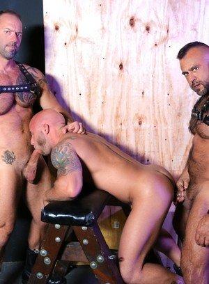 Sexy and confident Drake Jaden,Vic Rocco,Jon Galt,