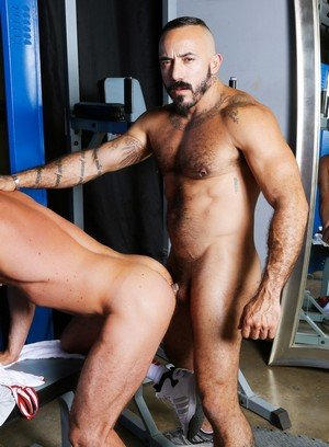 Naked Gay Alessio Romero,Matt Stevens,