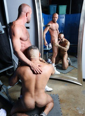 Seductive Man Alessio Romero,Matt Stevens,