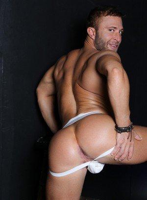 Sexy and confident Jr Bronson,Billy Santoro,