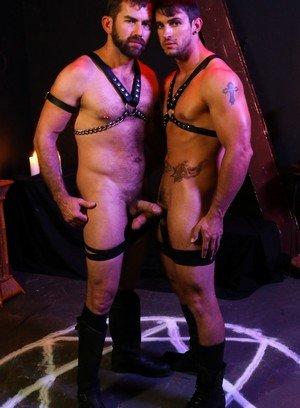 Sexy Gay Phenix Saint,Jake Jennings,
