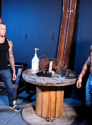 Sexy Dude Sean Duran,Alessio Romero,
