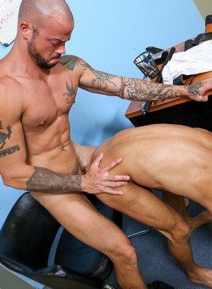 Naked Gay Armond Rizzo,Sean Duran,