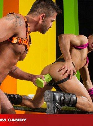Wild Gay Armond Rizzo,Dominic Pacifico,