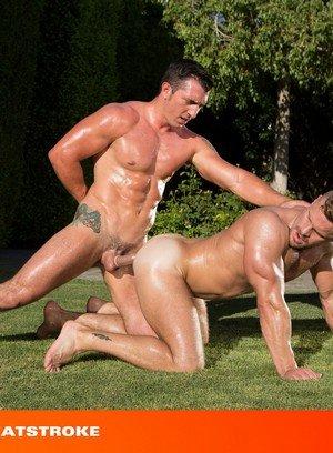 Naked Gay Landon Conrad,Jimmy Durano,