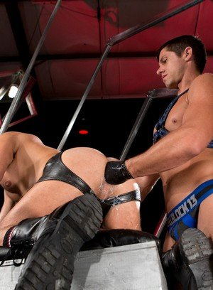 Hunky Gay Dylan Saunders,Manuel Olveyra,