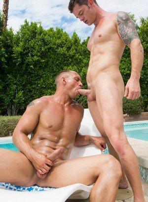Wild Gay John Magnum,Mitchell Rock,