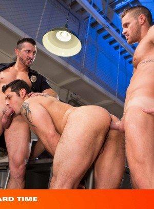 Handsome Guy Marcus Ruhl,Landon Conrad,Jimmy Durano,