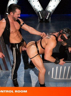 Naked Gay Seven Dixon,Jimmy Durano,