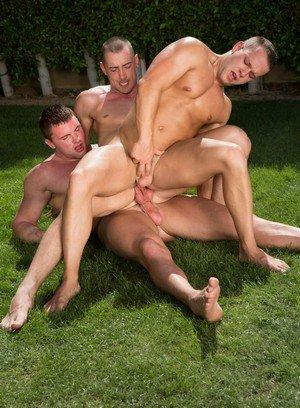 Hot Boy Luke Adams,Jake Wilder,Donnie Dean,