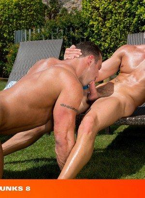 Cute Gay Sean Duran,Fabio Stallone,