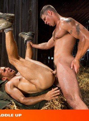 Sexy and confident Derek Atlas,Ricky Decker,
