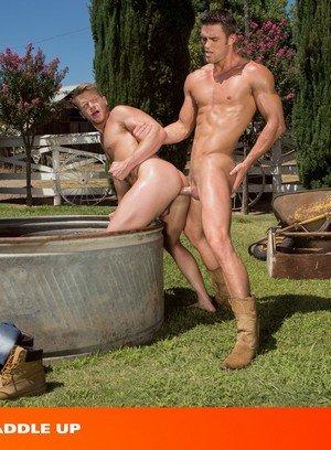 Handsome Guy Ryan Rose,Brian Bonds,