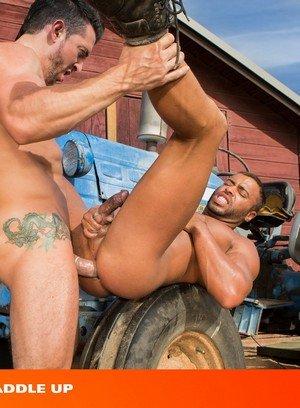 Naked Gay Micah Brandt,Jimmy Durano,