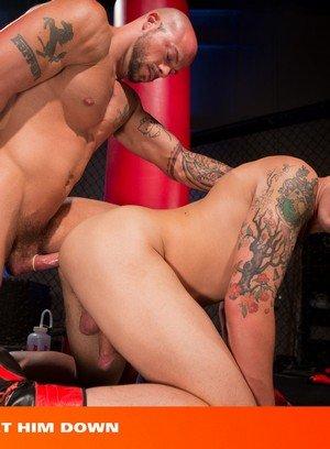Hunky Gay Sean Duran,James Ryder,
