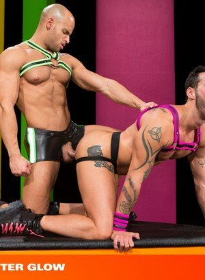 Hunky Gay Sean Zevran,Alexy Tyler,