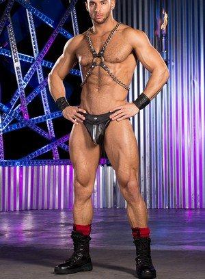 Hot Guy Sean Zevran,Andrea Suarez,