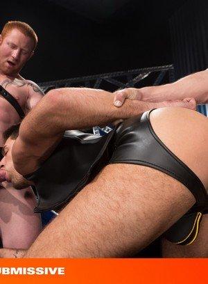 Naked Gay Theo Ford,Jordan,Jimmy Durano,