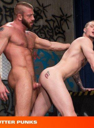 Naked Gay Drake Shooter,Hunter Marx,