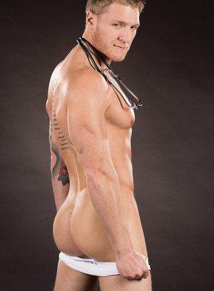 Sexy Dude Gavin Waters,Colton Grey,