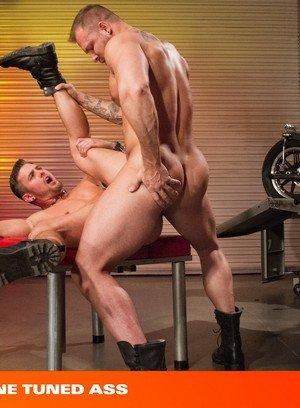 Horny Gay Ryan Rose,Austin Wolf,