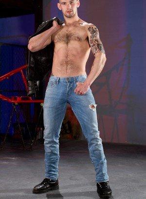 Hot Guy Armando De Armas,Chris Harder,