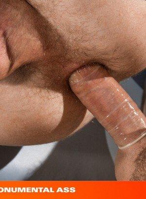 Hunky Gay Jimmie Slater,Chris Bines,